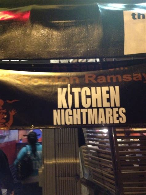 Kitchen Nightmares Yelp by Quot Kitchen Nightmares Quot Banner Of Yelp