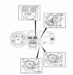 Blower Motor Resistor  I U0026 39 M Trying To Locate Where The