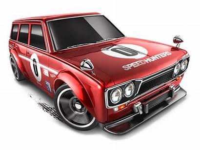 Datsun 510 Wagon Bluebird Wheels Hunt Cars