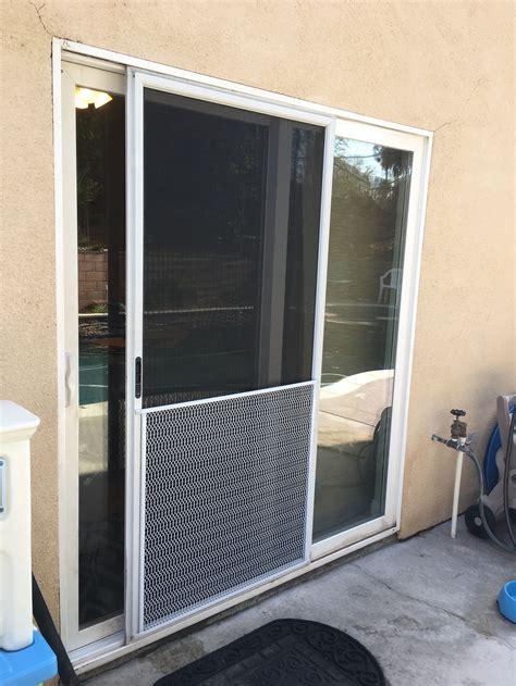 sliding screen door repair projects gallery mobile screen shop