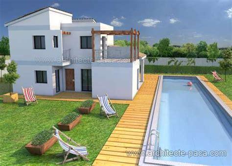 chambre privative avec plan maison traditionnelle type 4 villad 39 architecte 162