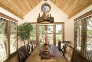 living room dining room combo decorating ideas rustic look