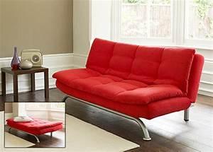 le canape lit design est joli et intelligent archzinefr With petit canapé convertible avec tapis bleu petrole