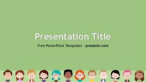 Free Kids PowerPoint Template - Prezentr PPT Templates