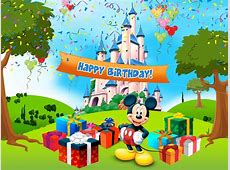 Mickey Mouse Birthday Latest HD Pictures, Images and