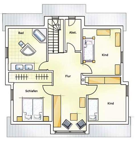 Fertighaus Spielraum Für Vier  Das Haus