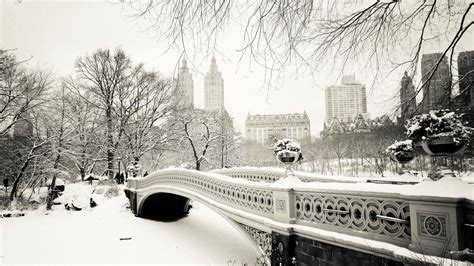 Winter New York Wallpaper 1920x1080 by New York City Winter Wallpaper 62 Images