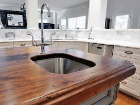 kitchen island countertops wood kitchen countertops pictures ideas from hgtv kitchen ideas design with cabinets