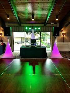Fonix Entertainment Dj Lighting  U0026 Setups