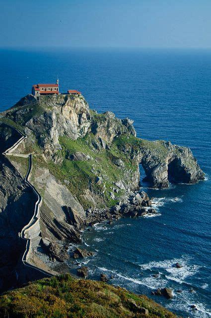 San Juan De Gaztelugatxe Basque Country San Juan De