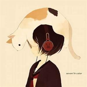 kawaii anime boy drawings | anime, art, cat, cute | cute ...