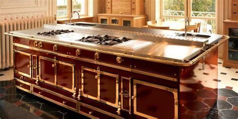 2 la cornue grand palais stove range price 50 000 these are the most expensive kitchen