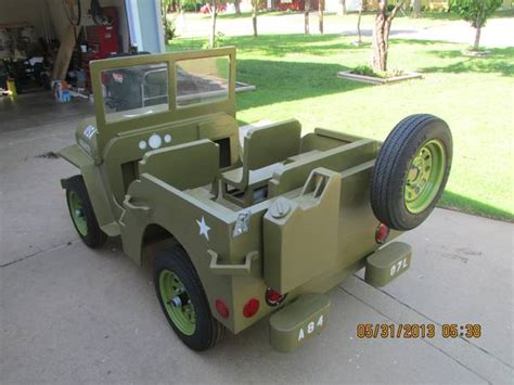 woodworking plan box plans  wooden jeep