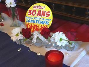 Deco Anniversaire 10 Ans : deco table anniversaire 30 ans ~ Melissatoandfro.com Idées de Décoration