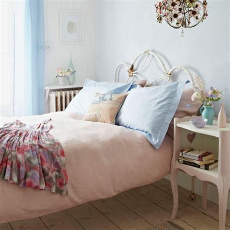 shabby chic bedroom ideas uk sleep in a shabby chic bed country bedroom ideas housetohome co uk