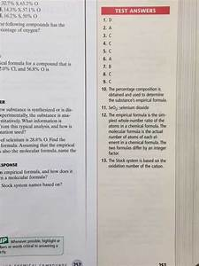 Study Guide And Practice Test Answer Keys 2015-16