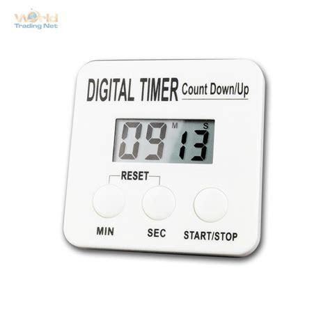 compte minute cuisine minuteur minuterie de cuisine digital compte à rebours