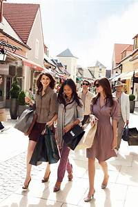Luxury Outlet Shopping In Europe
