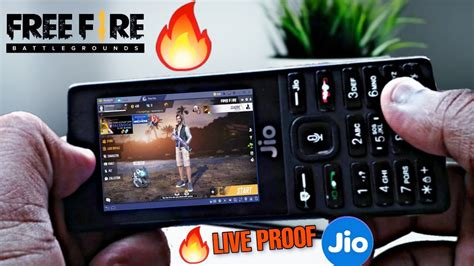 Free fire also won the mobile game of the year at the esports awards 2020. How To Download FREE FIRE Game in Jio Phone , New Update ...