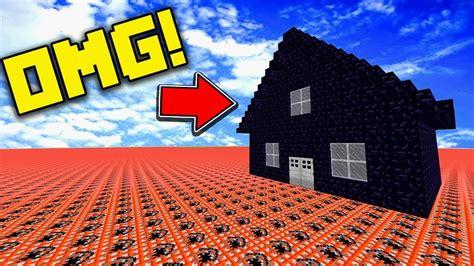 Wie Viel Haus Braucht by Wie Viel Tnt Braucht Um Ein Obsidian Haus Zu Sprengen