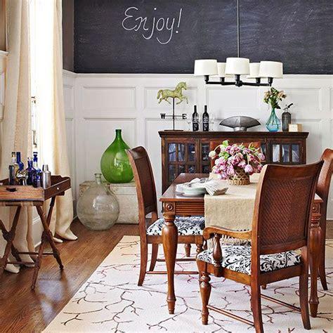 Trend To Love Dining Room Chalkboard Walls  Liz Marie Blog