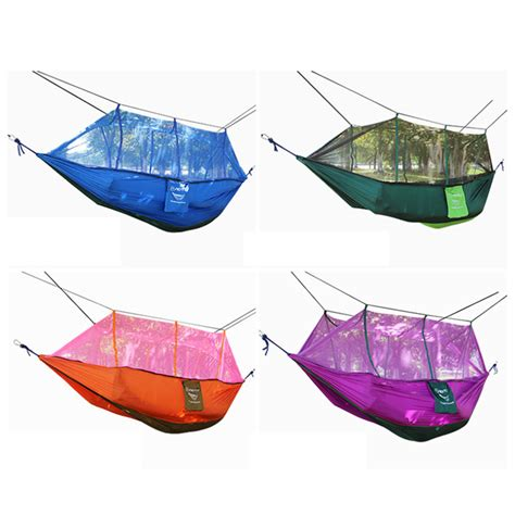hammock mosquito net hammock with mosquito net 4 colors