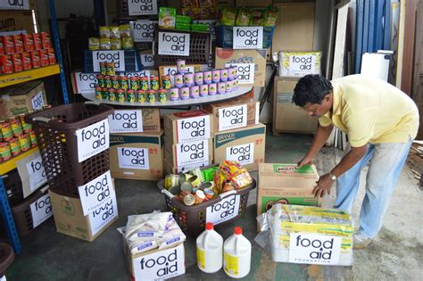 cuisine aid food aid foundation hati serving the community