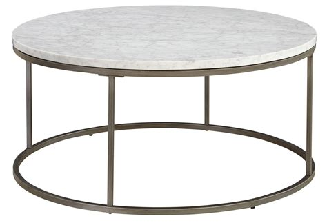 round marble table top alana acacia marble top round coffee table 836 075 mbw