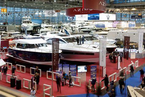 Boat Show Events 2018 by Boat Show Boot Dusseldorf 19 To 27 Jan 2019 Dusseldorf