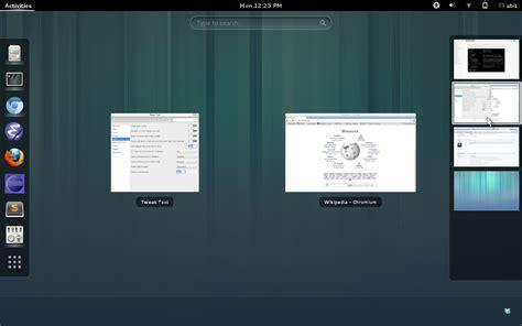 bureau gnome linux pour les nuls 2 tester une distribution parigot