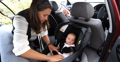 Is Your Child's Car Seat Safe? Bbc Investigation Finds 90
