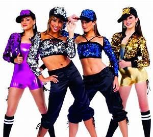 Hip Hop Outfits for Teenage Girls   ... Dancewear ...
