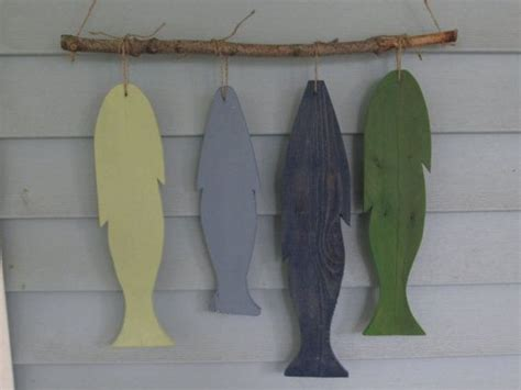 wooden fish wall top 25 ideas about nautical porch decor on 1618
