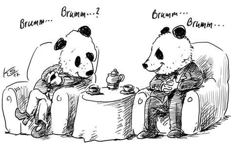 reden ueber die menschenrechte  china karikaturen