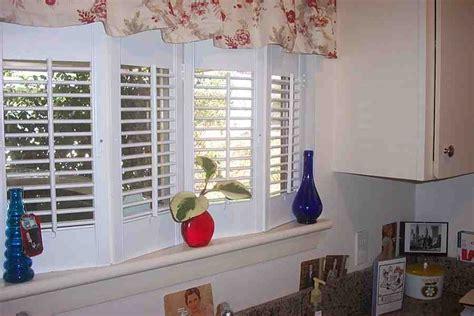 Kitchen Window Shutters Interior  Decor Ideasdecor Ideas