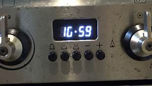 Smeg Oven Timer Instructions
