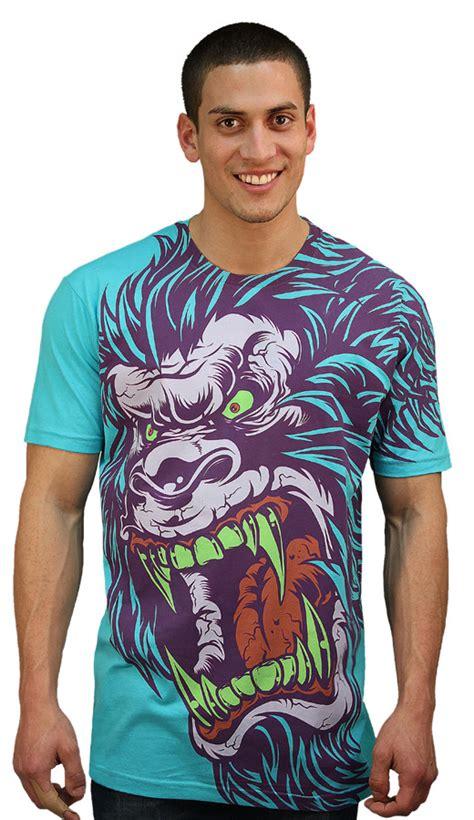 custom t shirt design daily sasquatch frenzy custom t shirt design by mr