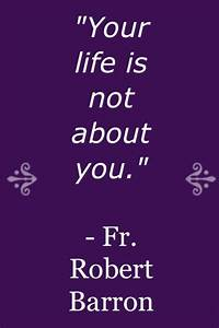 62 best Fr. Rob... Father Barron Quotes