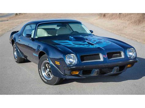 1974 Pontiac Firebird by 1974 Pontiac Firebird Trans Am For Sale Classiccars