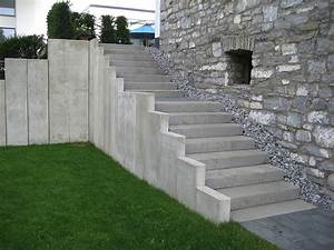 Steine Für Terrasse : hochbeet beton l steine interessante ~ Michelbontemps.com Haus und Dekorationen