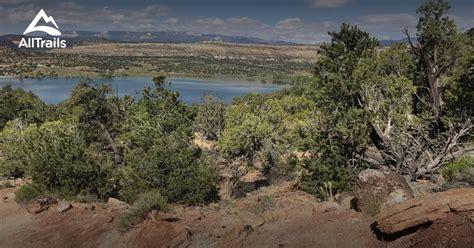 trails  escalante petrified forest state park