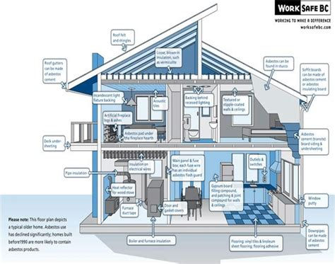 residential asbestos removal home mould abatement bc