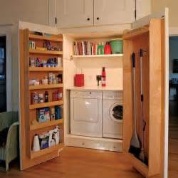 kitchen storage room ideas 40 clever laundry room storage ideas home design garden architecture magazine