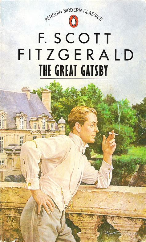 Fanda Classiclit The Great Gatsby's Cover  A Classic Challenge April Book Cover