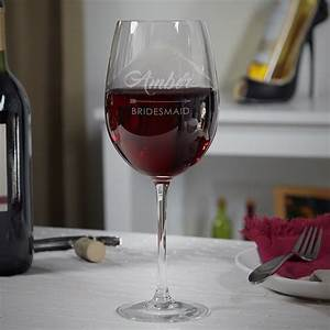 Gypsy, Personalized, Red, Wine, Glass, For, Weddings