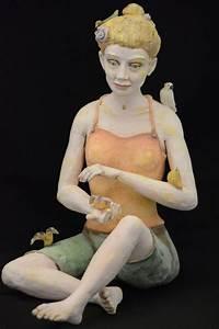Edrian Thomidis - Ceramic Sculptures - Ceramic sculpture ...