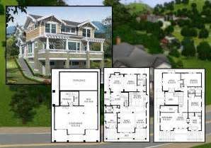 house layouts mod the sims 3 bedroom craftsman cliffside home