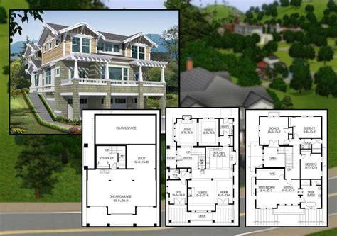 pics  sims house blueprints home plans