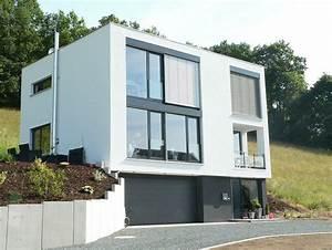 Bauen Am Hang Bilder : einfamilienhaus am hang ~ Lizthompson.info Haus und Dekorationen