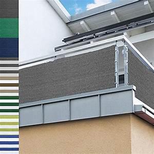 Sichtschutz Balkon Nach Maß : balkon sichtschutz nach ma in grau meterware langlebiges uv best ndiges hdpe gewebe mit ~ Bigdaddyawards.com Haus und Dekorationen